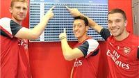 Vì sao HLV Wenger 'Đức hóa' Arsenal?