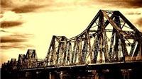 Bất ngờ vì tình yêu dành cho cầu Long Biên