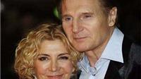 Liam Neeson luôn ám ảnh về cái chết của vợ 5 năm trước