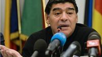 Maradona trở lại thi đấu ở tuổi... 53