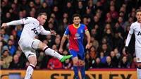Chấm điểm Crystal Palace - Man United: Rooney & Màn trình diễn 300 nghìn bảng/ tuần