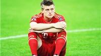 Man United mời chào Toni Kroos bằng lương khủng