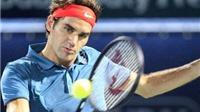 Giải Dubai Open: Federer 'tốc hành' vào vòng 2