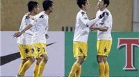 Hà Nội T&T 'bắt nạt' Maziya Sports & Recreation