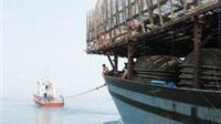 Cứu nạn thành công tàu cá bị nạn cùng 30 thuyền viên