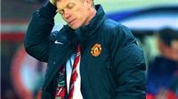 CẬP NHẬT tin chiều 26/2: Rộ tin đồn Man United sắp sa thải David Moyes, Chelsea thanh lý hàng loạt ngôi sao Hè 2014