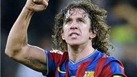 Barca sẽ treo áo số 5 của Carles Puyol, như Milan?