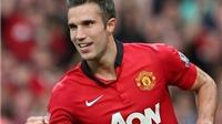 CẬP NHẬT tin chiều 27/2: Van Persie bị mắng là 'ngu' nếu rời Man United