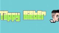 Justin Bieber, Miley Cyrus biến thành chim trong game nhái Flappy Bird