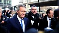 Cựu Tổng thống Đức C. Wulff được xử trắng án