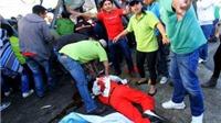 Sập cầu tại lễ hội Carnival, hơn 64 người thương vong