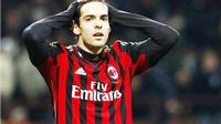 CHÙM ẢNH: Ricardo Kaka ôm đầu tiếc nuối, Milan thua tâm phục khẩu phục Juve