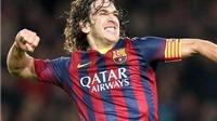 Puyol và Xavi tỏa sáng: Những giá trị trường tồn của Barca