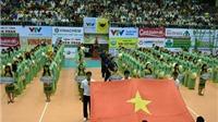 Khai mạc Giải bóng chuyền nữ Quốc tế Cúp VTV - Bình Điền Lần thứ VIII - 2014