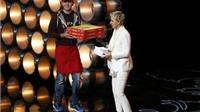 Đưa bánh pizza trong đêm trao giải Oscar, nhận tiền 'boa' 1.000 USD
