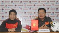 Đội tuyển Việt Nam chờ Công Vinh tới phút cuối