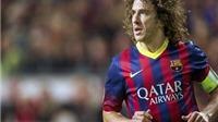 6 bến đỗ lí tưởng của Puyol sau khi rời Barca