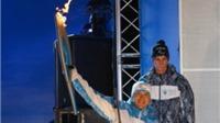 Ngọn đuốc Paralympic đã tới Sochi