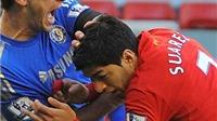 'Ma cà rồng' trong thể thao: Suarez, Mike Tyson và những vết cắn ám ảnh lịch sử