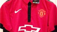 Man United ký hợp đồng tài trợ kỷ lục với Nike