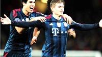 Kroos: Các 'đại gia' Premier League thích tôi. Guardiola: Kroos rất quan trọng với chúng tôi