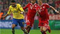 Arsenal không cần Mandzukic. Ông Wenger phải tin vào Podolski và Chamberlain