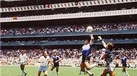 Sao trẻ Newcastle tái hiện 'bàn tay của Chúa' của Maradona trong trận đấu với Chelsea