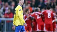 Arsenal tạm biệt Champions League: Thua đối thủ, thắng chính mình