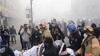 New York: Vẫn còn 9 người mất tích trong vụ nổ khí gas