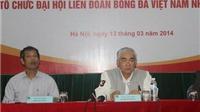 Ứng cử viên Chủ tịch VFF Lê Hùng Dũng: 'Nếu được bầu tôi sẽ không nhận lương'