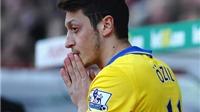 Arsenal trong cơn bão chấn thương: Oezil sẽ phải nghỉ 3 tuần
