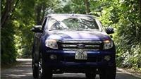 Ford Ranger - Chiếc xe đa dụng mới cho mọi gia đình
