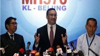 Mỹ: Hệ thống liên lạc trên chuyến bay MH370 bị tắt có chủ ý?