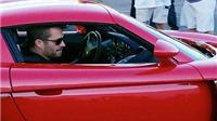 Đấu giá kính mắt Paul Walker đeo trước khi tử nạn