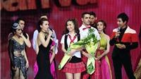 Ốc Thanh Vân, Thuy Thủy, Ngân Khánh vào chung kết Bước nhảy hoàn vũ
