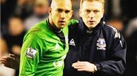 Tim Howard: 'United phải giữ David Moyes'