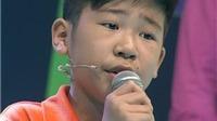 Trò cưng của Thanh Bùi hát 'y chang bố'