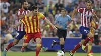 'Quá đen cho Barcelona khi gặp phải Atletico Madrid'