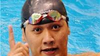 Giải bơi VĐQG 2014 (bể 25m): Quý Phước phá kỷ lục quốc gia
