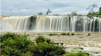 Danh thắng quốc gia thác Dray K'nao bị xâm hại nghiêm trọng