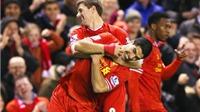 Liverpool chỉ còn cách ngôi đầu 1 điểm: Có niềm tin là có tất cả