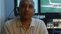 Con trai cơ trưởng MH370 phủ nhận những tin đồn thất thiệt