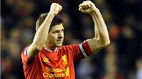 Steven Gerrard: 7 bước tới thiên đường