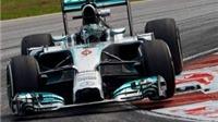 Malaysia GP: Mercedes lại trọn niềm vui