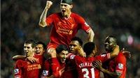 Phong độ khủng khiếp của Liverpool: Thắng 8 trận liên tiếp. Không thể cản Suarez và... Rodgers!