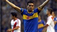 Cú đá phạt khiến thủ môn 'đứng hình' của Juan Riquelme