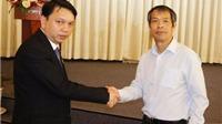 Ông Lê Hoài Anh được bổ nhiệm làm Tổng thư ký VFF