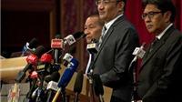 Malaysia cung cấp thông tin trái chiều về MH370