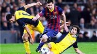 Barca và Atletico bất phân thắng bại: Đây mới là 'Kinh điển'!