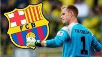 Bị cấm chuyển nhượng 2 kỳ liên tiếp, Barca có nguy cơ tuột mất 'Messi mới'